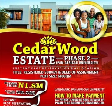 Cedarwood Estate Phase2