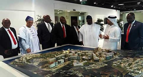 Lagos State signs Smart City Deal with Dubai to build Ibeju Lekki