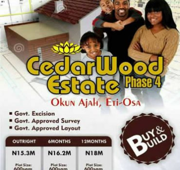 Cedarwood Estate Phase4